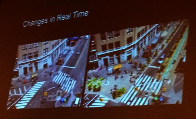 plaza transformation